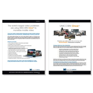 Marketing Sales Collateral Capabilities brochure