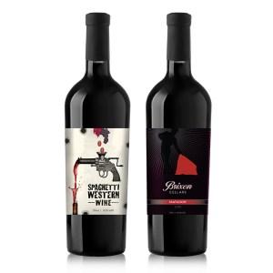 Wine industry bottle packaging