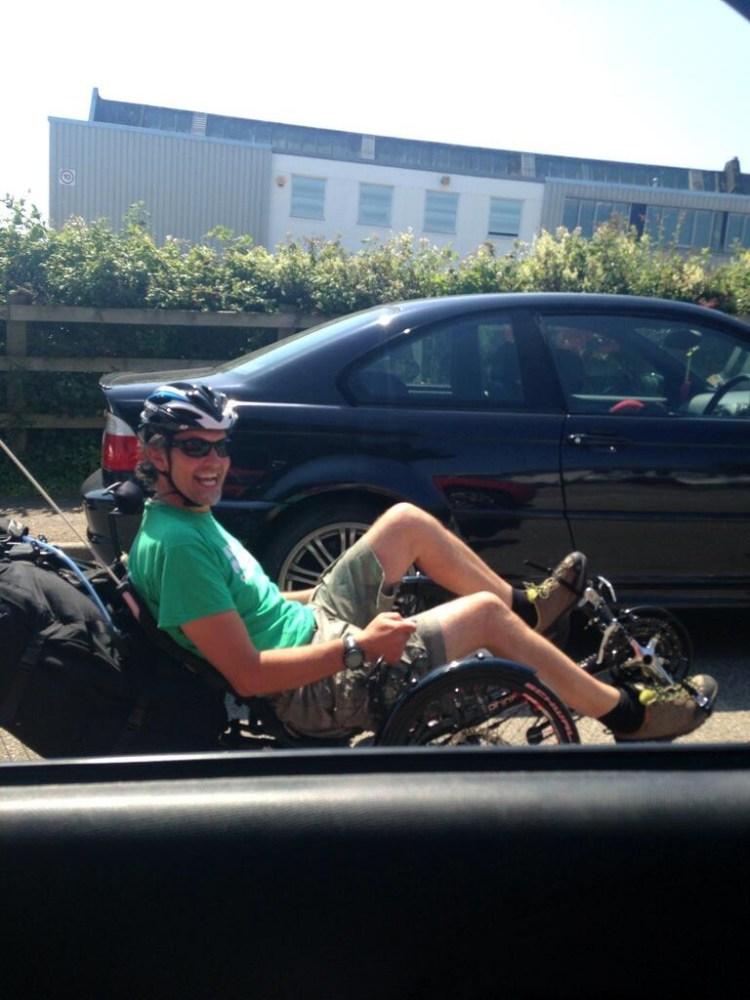 #TrikeCornwall 'The trip' (2/6)