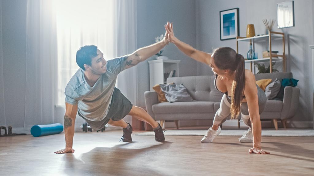 ¡Clases gratis de workout para todos!