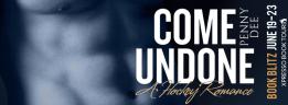 Come Undone - Blitz Banner