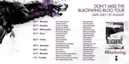 Blackwing - Tour Banner