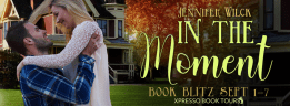 In The Moment - Blitz Banner