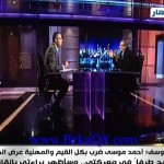 """خالد يوسف: الفيديوات """"مفبركة"""" 100% وأعرف أعمل أحسن منها"""