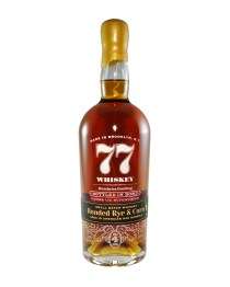 77 Whiskey Bonded Rye and Corn
