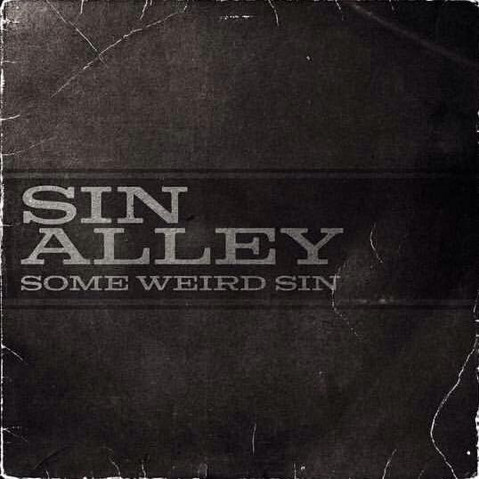 Listen to Sin Alley's Some Weird Sin EP with Peter Hayes on Spotify/YouTube!
