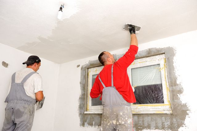 plasterer cambridge