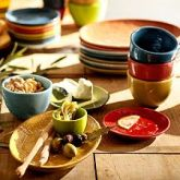 dinnerware- potterybarn