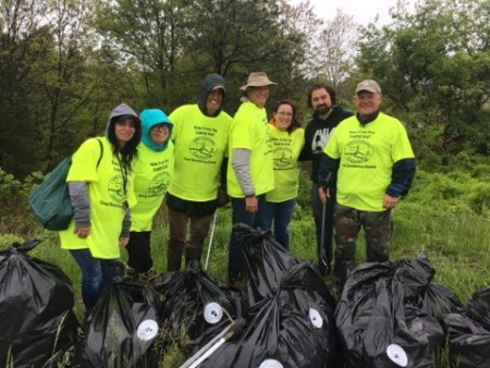 BRNSC - Great Brookhaven Cleanup 2018