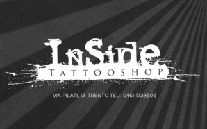Brian Skellie guest piercer at InSide Tattoo Shop in Trento, Italy