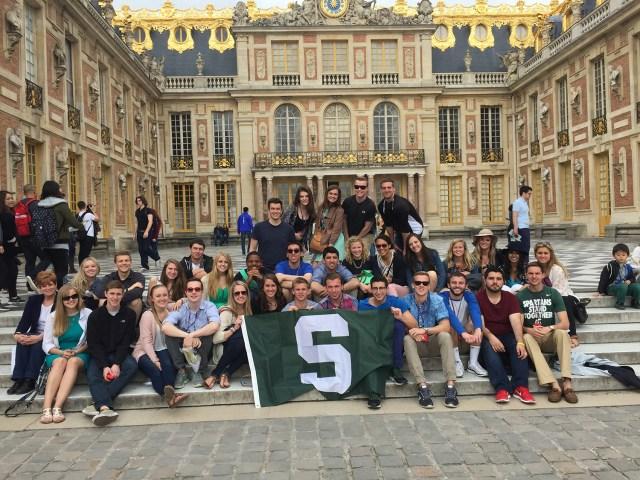 Study Abroad MSU