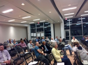 """The Crowd at the """"Provo Accelerated"""" Event on October 28, 2014"""