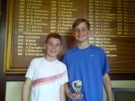 Junior Champs - winners