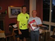 Division 1 Runner Up - Alan Stokes