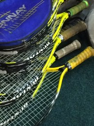 What a racket