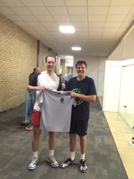 Runner-up Premier Div. - Richard (Colinton Castle)
