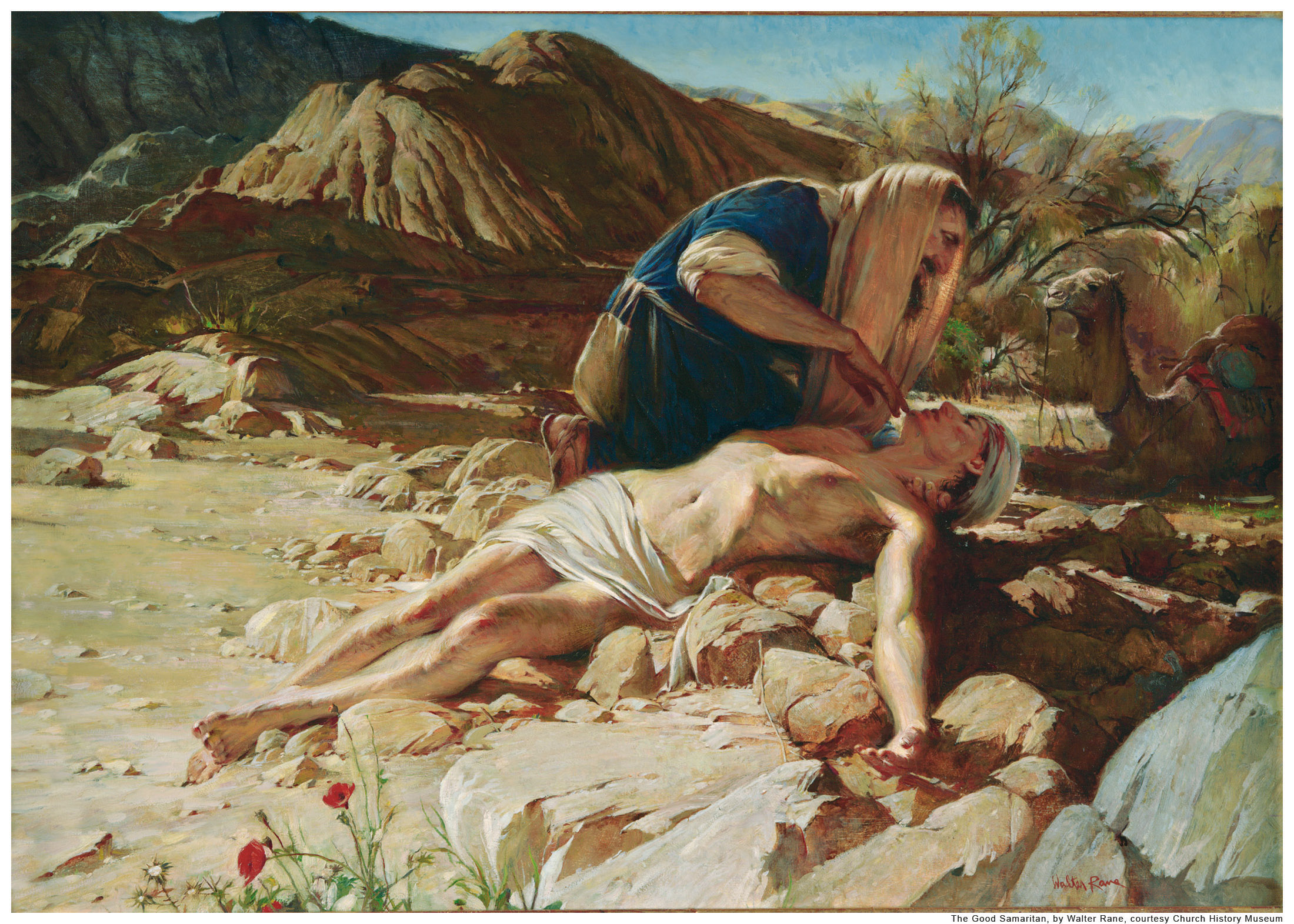 8 powerful lists from the compelling story of the good samaritan