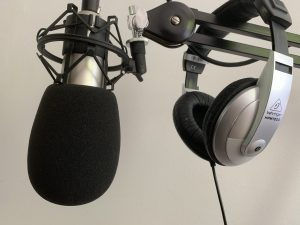 boom & headphones
