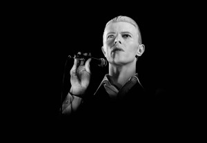 Govert de Roos – David Bowie live in concert Ahoy Rotterdam at 13 May 1976