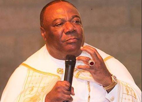 Archbishop Nicholas Duncan-Williams, founder of Action Chapel International