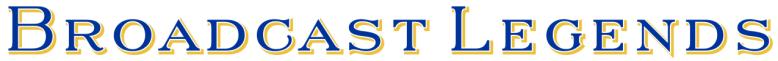 Broadcast Legends Logo (Image)