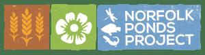 Norfolk ponds project logo