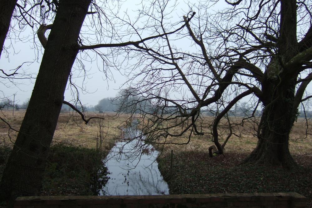river tat broomsthorpe by-Richard-Humphrey