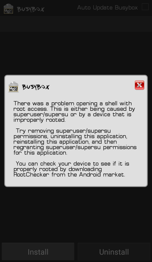 busybox pro apk root