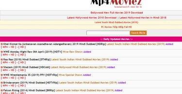 Mp4Moviez Alternative For Movie4me