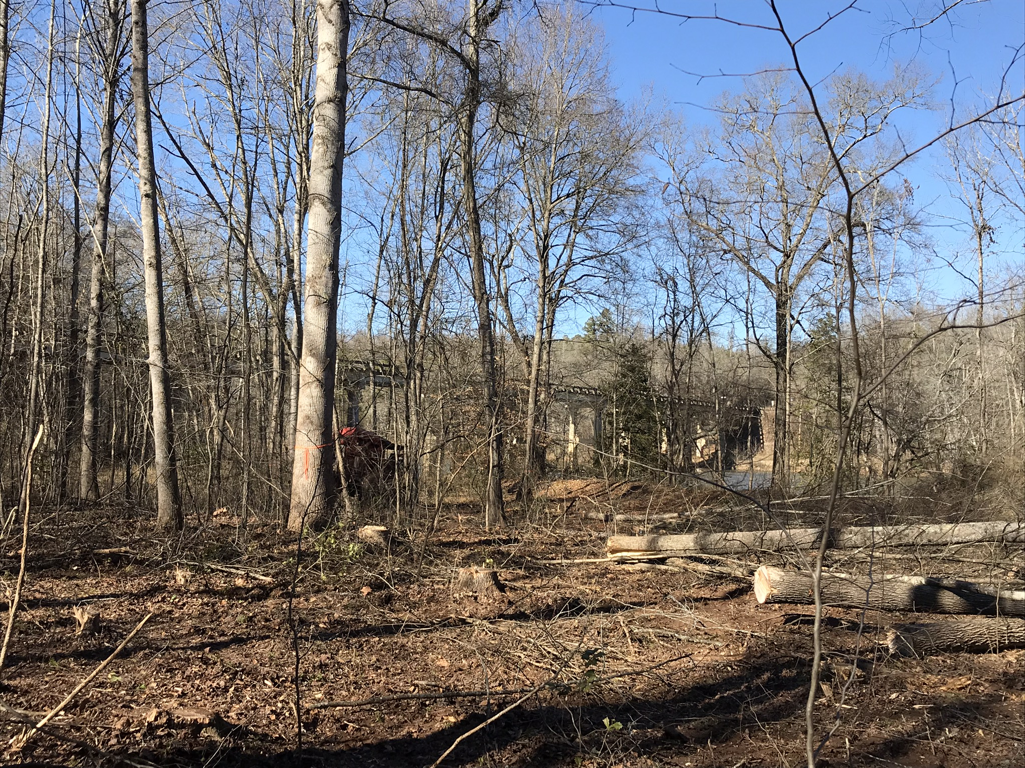 Greenway begins work on new canoe launch