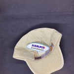 Low Rise Ball Cap embroidered logo