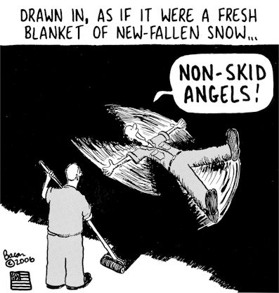 rejected snow angels