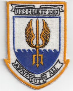 cook patch