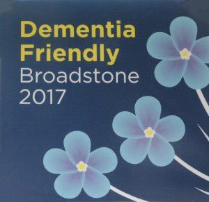 Dementia Friendly Broadstone 2017