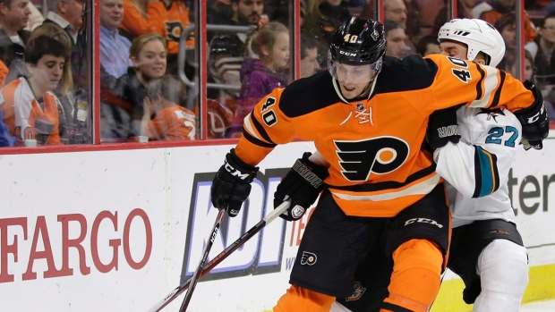 Former Flyers Center, Vinny Lecavalier; Photo Credit: The Canadian Press