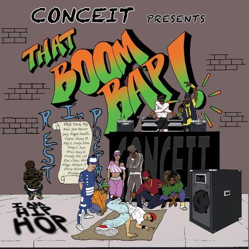 Conceit - That Boom Bap