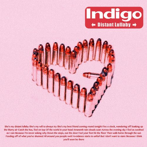 Indigo – Distant Lullaby