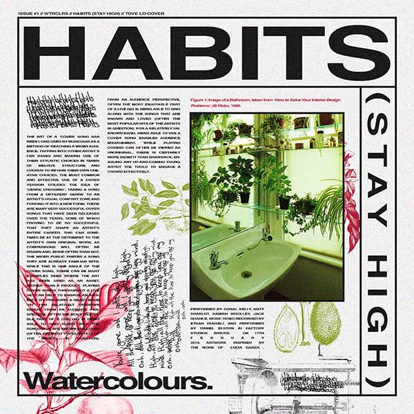 Watercolours – Habits