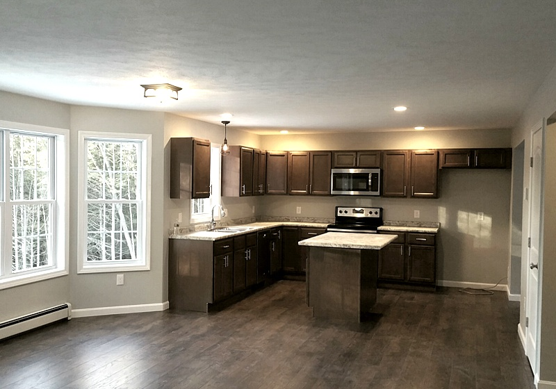 We build the home to suit your needs.