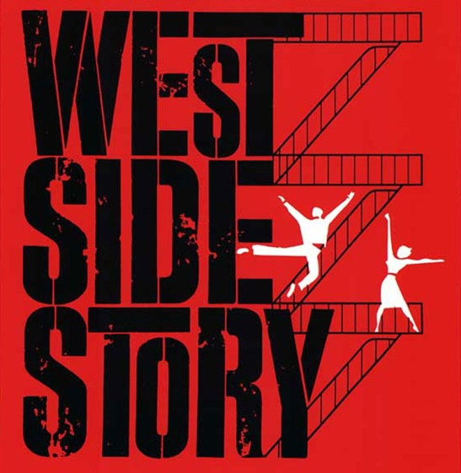 West Side Story on Broadway, NYC
