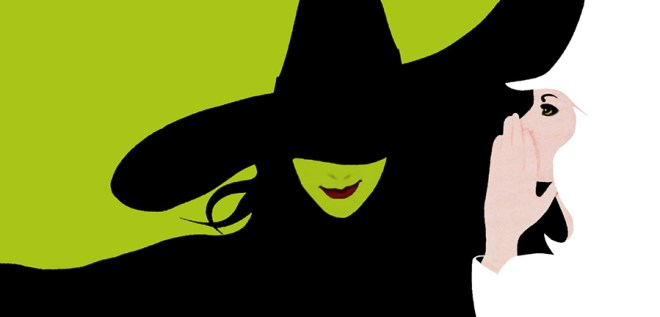 Wicked the Musical on Broadway, NYC