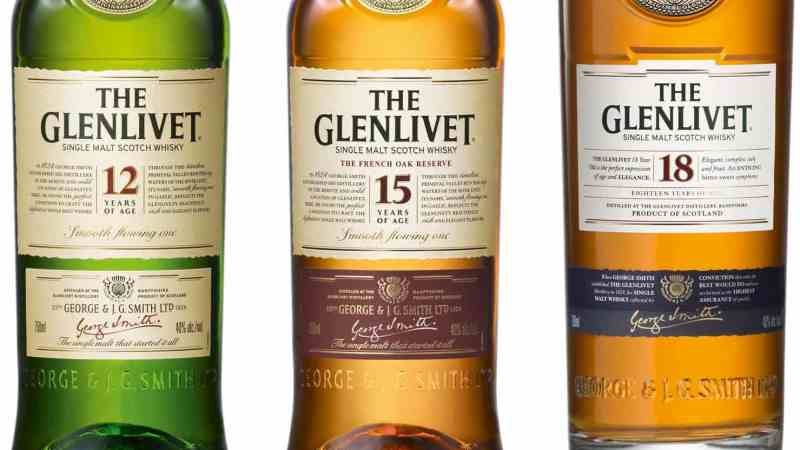 The Glenlivet Tasting Dinner