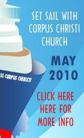 SAIL WITH US ND HELP CORPUS CHRISTI