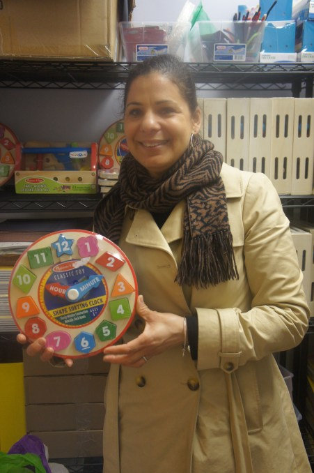 Lisa Alexander, Coordinator of Parent-Child Home Program