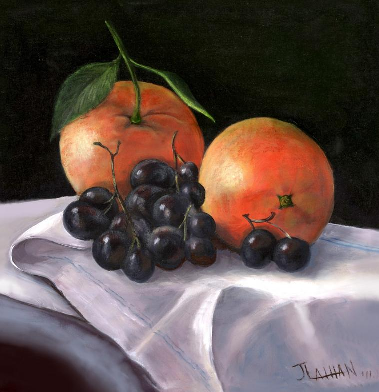 oranges grapes wolfgnag tillman