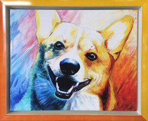 Jason Good - Commissioned Pet Portrait