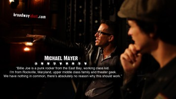 Michael Mayer, who won a Tony Award for directing Spring Awakening, wants to bring popular music - like Green Day - into the world of musical theater. He fell in love with American Idiot while driving back and forth to the set of a movie he was directing (Flicka.) With the album playing in his car, he started to imagine a rich community of characters that could live inside of the story that Billie Joe tells in the original album.