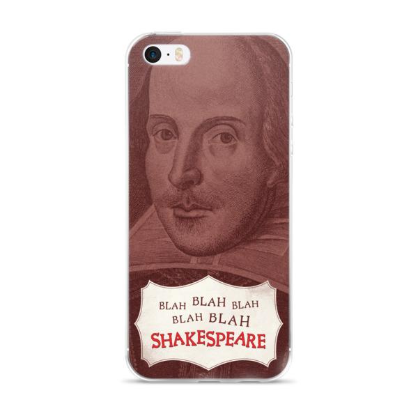 Shakespeare Phone Case