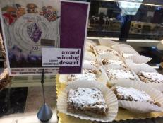 Chrusciki Bakery, Inc. - Lemony Coconut Bars