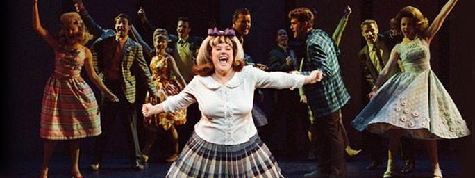 Image result for hairspray broadway